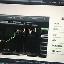 """""""Lướt sóng"""" Bitcoin kiếm chục triệu đồng mỗi ngày"""