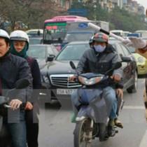 Hà Nội phân luồng giao thông dịp APEC