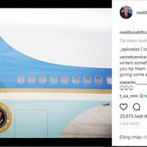 Tổng thống Trump đăng ảnh cảm ơn Việt Nam