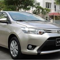[Infographic] Ôtô giảm giá sâu tại Việt Nam - Trường Hải tụt dốc, Toyota tăng trưởng