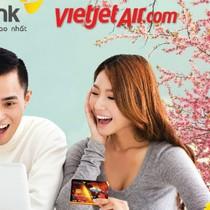 Mở thẻ Visa – giảm ngay giá vé