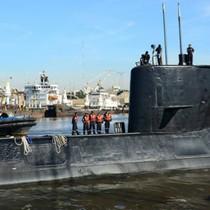 Vụ nổ hơn 100 kg TNT có thể đã nhấn chìm tàu ngầm Argentina