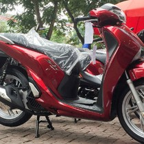 Giải mã cơn sốt giá Honda SH