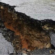 Quốc lộ 49A hơn 100 điểm sạt lở nguy cơ đứt đường