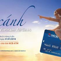 Thanh toán trực tuyến vé máy bay và vé tàu tết cùng NCB