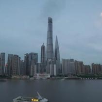"""Trung Quốc """"âm thầm"""" khai trương tòa nhà cao thứ 2 thế giới"""