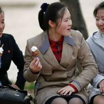 Người Triều Tiên đang giàu lên