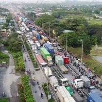 """Đoạn đường 8 km đi hết 6 tiếng ở Sài Gòn: Nắn dòng, mở """"túi chứa"""""""