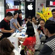 Sức mua iPhone X tăng mạnh dịp cận Tết