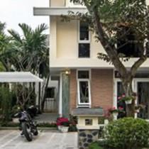 Nhà bán tự nhiên nằm trong khu đô thị xanh của vợ chồng trẻ