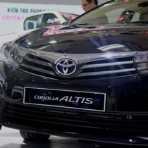 Toyota Corolla Altis trở lại top xe ăn khách sau thời gian dài vắng bóng