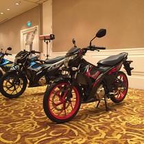 Đối thủ của Yamaha Exciter tung bản cập nhật mới
