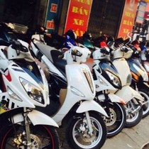 Người Việt mua sắm hơn 3,1 triệu xe máy trong năm 2016