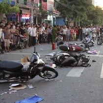 34 vụ tai nạn giao thông xảy ra trong ngày mồng 4 Tết