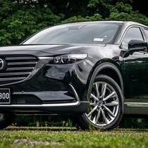 Mazda CX-9 về thị trường Đông Nam Á có giá bao nhiêu?