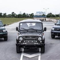 Xe Nga bán tại Việt Nam rẻ nhất cũng phải 460 triệu đồng