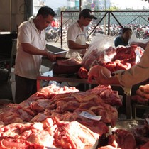 Giá thịt lợn Việt Nam đang thấp nhất trên thế giới