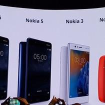 Bộ 3 điện thoại giá rẻ Nokia lộ giá bán không quá 6 triệu đồng