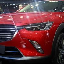 Chưa phân phối chính hãng, Mazda CX-3 được định giá 950 triệu trong bảng phí trước bạ