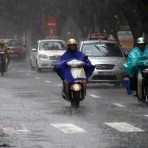 Thời tiết hôm nay 28/6: Bắc Bộ mưa rào rải rác vài nơi
