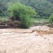 Đề phòng mưa lớn gây lũ quét và sạt lở đất tại vùng núi Tây Bắc Bộ
