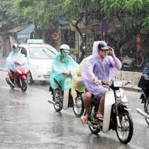 Thời tiết hôm nay 9/7: Bắc Bộ mưa dông, Nam Bộ nắng ráo