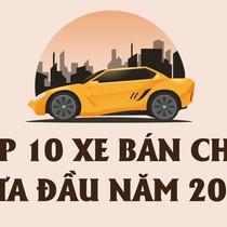 """[Infographic] Giữa mùa """"ế ẩm"""", mẫu ô tô nào đang bán chạy nhất thị trường?"""