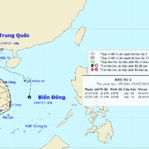 Bão số 2 giật cấp 10 -11 đổ bộ vào Nghệ An, Hà Tĩnh