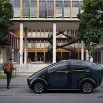 Ôtô chạy bằng năng lượng mặt trời giá rẻ từ Đức