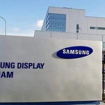 Samsung đổ 7,72 tỷ USD vào Việt Nam làm màn hình OLED cho iPhone 8