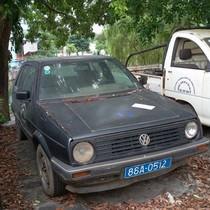 """Cận cảnh chiếc xe công có giá 15 triệu đồng ở Vĩnh Phúc: """"Của rẻ là của ôi"""""""