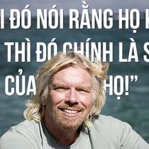 Nản chí vì thất bại quá nhiều? Hãy nhìn những thứ mà tỷ phú Richard Branson từng trải qua