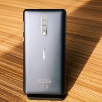 Nokia 8 ra mắt với camera kép, ống kính Zeiss