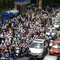 Nan giải ùn tắc tại Hà Nội, TP Hồ Chí Minh