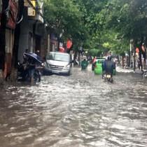 Bắc Bộ kết thúc đợt mưa dông, Nam Bộ mưa to đề phòng ngập lụt