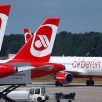 Ba hãng hàng không cạnh tranh mua lại Air Berlin
