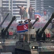 """Triều Tiên đe dọa đánh Mỹ """"không thương tiếc"""""""