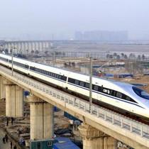 Tàu cao tốc nhanh nhất thế giới khởi chạy từ tháng 9