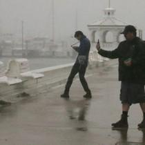 Siêu bão Harvey đổ bộ vào bang Texas, Mỹ