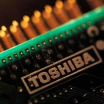 Toshiba có thể bán mảng chip cho Western Digital