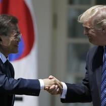 Mỹ sẵn sàng bán vũ khí trị giá hàng tỷ USD cho Hàn Quốc