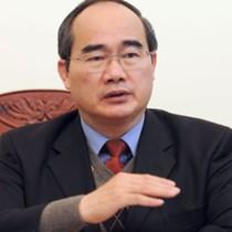 Bí thư Nguyễn Thiện Nhân cam kết startup ở TP.HCM sẽ thuận lợi như tại Singapore