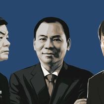 Infographic: Ba đại gia xây lại giấc mơ công nghiệp ô tô Việt Nam