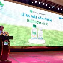 Nông dược HAI: Ra mắt sản phẩm thuốc trừ cỏ Rainbow 410 SE trên ruộng lúa