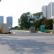 Dự án Tây Hồ Tây chậm kết nối hạ tầng vì vướng mặt bằng