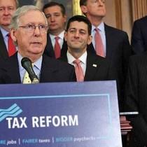 Cải cách thuế của ông Donald Trump chỉ có lợi cho nhà giàu Mỹ