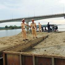 Không nghiệm thu công trình xây bằng... cát lậu