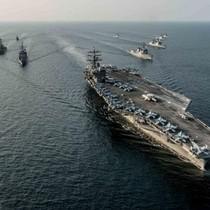 Mỹ sắp điều tàu sân bay hạt nhân tới bán đảo Triều Tiên