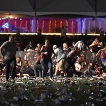 Xả súng tại lễ hội âm nhạc Mỹ, 24 người bị thương
