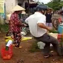 Công an Đăk Lăk yêu cầu xử lý vụ công an xã đá văng thau cá
